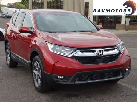 2019 Honda CR-V for sale at RAVMOTORS 2 in Crystal MN