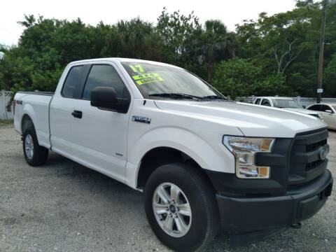 2017 Ford F-150 for sale at Best Deal Auto Sales in Melbourne FL