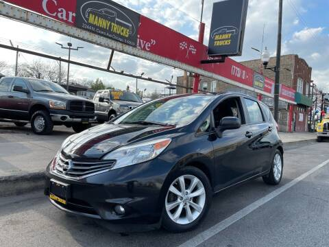 2014 Nissan Versa Note for sale at Manny Trucks in Chicago IL