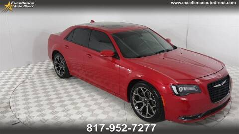 2015 Chrysler 300 for sale at Excellence Auto Direct in Euless TX
