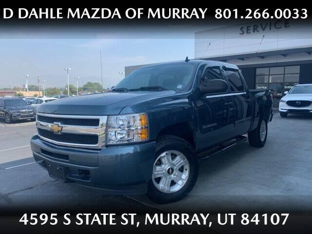 2013 Chevrolet Silverado 1500 for sale at D DAHLE MAZDA OF MURRAY in Salt Lake City UT