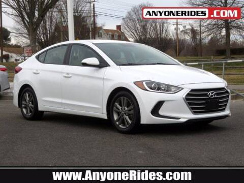 2017 Hyundai Elantra for sale at ANYONERIDES.COM in Kingsville MD
