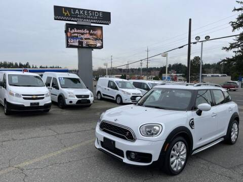 2020 MINI Countryman for sale at Lakeside Auto in Lynnwood WA