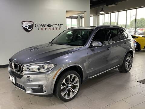 2016 BMW X5 for sale at Coast to Coast Imports in Fishers IN