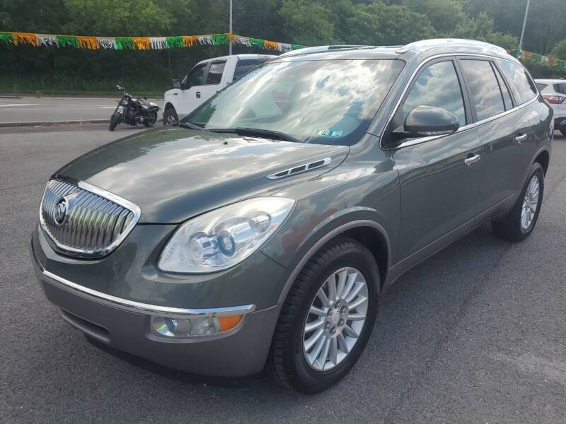 2011 Buick Enclave for sale at Mulligan's Auto Exchange LLC in Paxinos PA