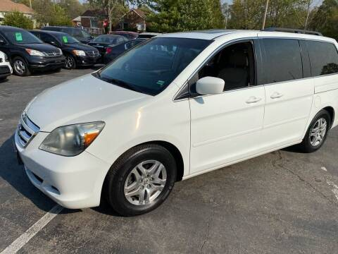 2005 Honda Odyssey for sale at Auto Choice in Belton MO