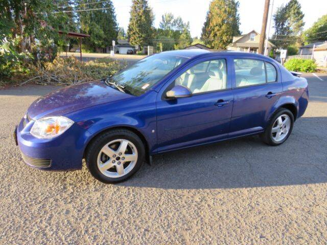 2007 Chevrolet Cobalt for sale at Triple C Auto Brokers in Washougal WA