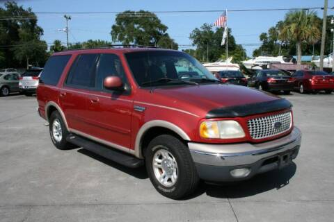 1999 Ford Expedition for sale at Mike's Trucks & Cars in Port Orange FL