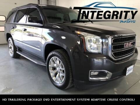 2015 GMC Yukon for sale at Integrity Motors, Inc. in Fond Du Lac WI