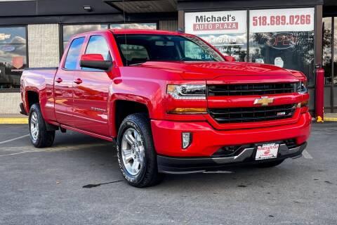 2017 Chevrolet Silverado 1500 for sale at Michael's Auto Plaza Latham in Latham NY