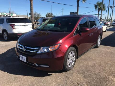 2016 Honda Odyssey for sale at Advance Auto Wholesale in Pensacola FL