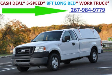 2005 Ford F-150 for sale at T CAR CARE INC in Philadelphia PA