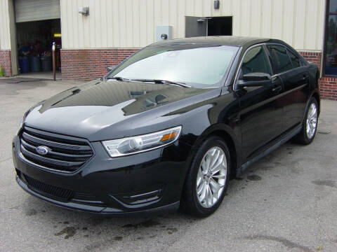2018 Ford Taurus for sale at North South Motorcars in Seabrook NH