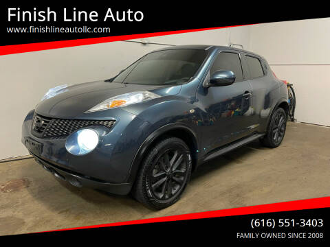 2011 Nissan JUKE for sale at Finish Line Auto in Comstock Park MI