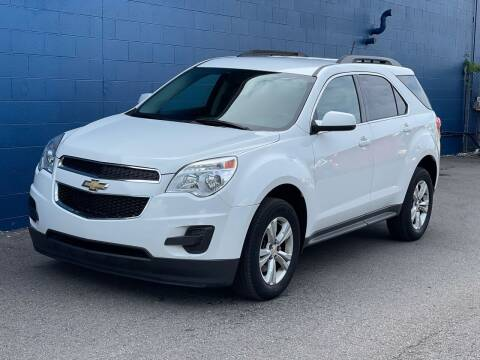 2014 Chevrolet Equinox for sale at Omega Motors in Waterford MI