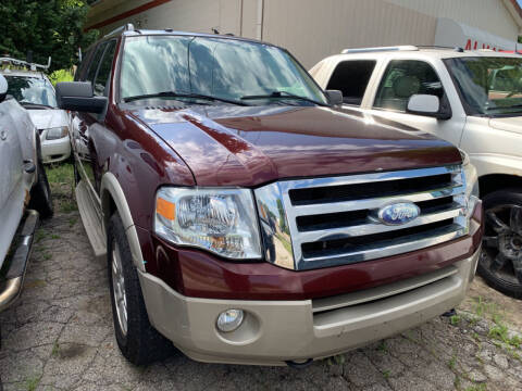 2009 Ford Expedition for sale at ALVAREZ AUTO SALES in Des Moines IA