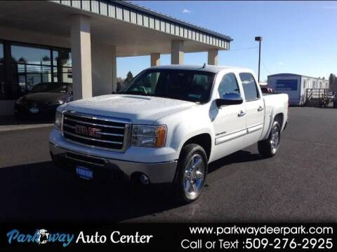 2013 GMC Sierra 1500 for sale at PARKWAY AUTO CENTER AND RV in Deer Park WA