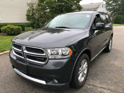 2011 Dodge Durango for sale at MAGIC AUTO SALES in Little Ferry NJ