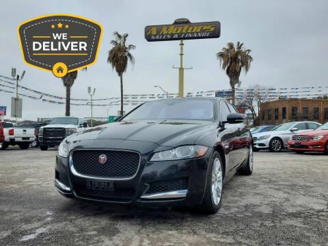 2016 Jaguar XF for sale at A MOTORS SALES AND FINANCE - 6226 San Pedro Lot in San Antonio TX