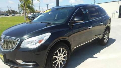 2014 Buick Enclave for sale at Budget Motors in Aransas Pass TX