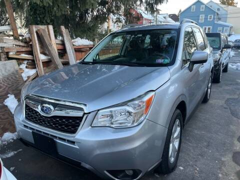 2014 Subaru Forester for sale at Amicars in Easton PA