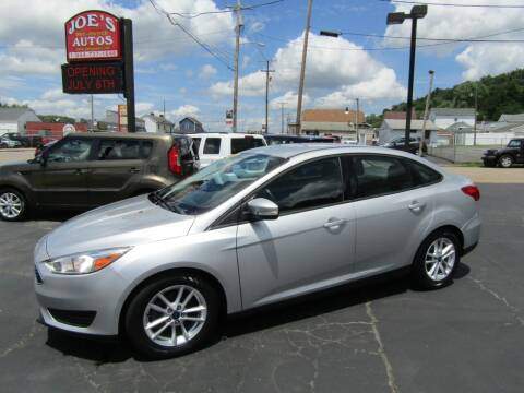 2016 Ford Focus for sale at Joe's Preowned Autos 2 in Wellsburg WV