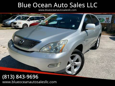 2006 Lexus RX 330 for sale at Blue Ocean Auto Sales LLC in Tampa FL