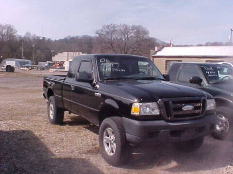 2006 Ford Ranger for sale at Bates Auto & Truck Center in Zanesville OH