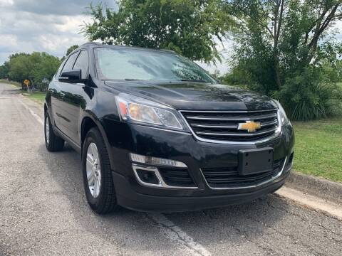 2014 Chevrolet Traverse for sale at Texas Auto Trade Center in San Antonio TX