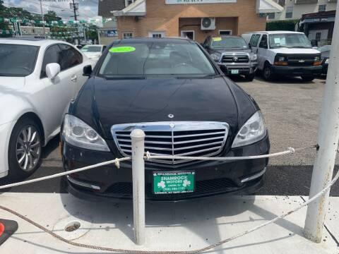 2012 Mercedes-Benz S-Class for sale at Park Avenue Auto Lot Inc in Linden NJ
