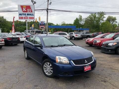 2009 Mitsubishi Galant for sale at KB Auto Mall LLC in Akron OH