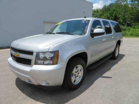 2014 Chevrolet Suburban for sale at Access Motors Co in Mobile AL