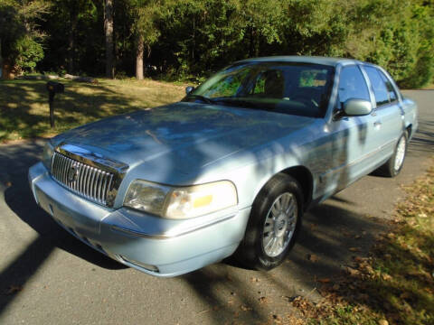 2008 Mercury Grand Marquis for sale at City Imports Inc in Matthews NC