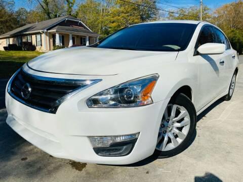 2015 Nissan Altima for sale at Cobb Luxury Cars in Marietta GA