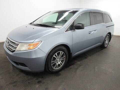 2011 Honda Odyssey for sale at Automotive Connection in Fairfield OH