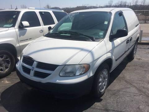 2005 Dodge Caravan for sale at American Motors Inc. - Cahokia in Cahokia IL