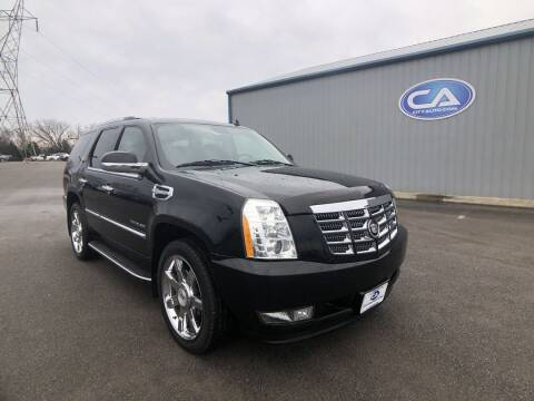 2010 Cadillac Escalade Hybrid for sale at City Auto in Murfreesboro TN