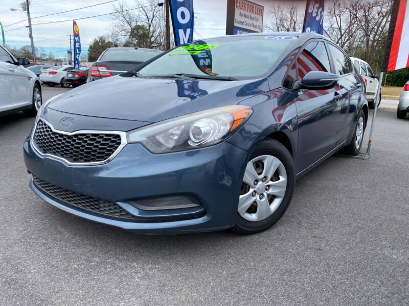 2015 Kia Forte for sale at Cars for Less in Phenix City AL