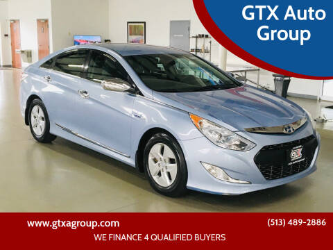 2011 Hyundai Sonata Hybrid for sale at GTX Auto Group in West Chester OH