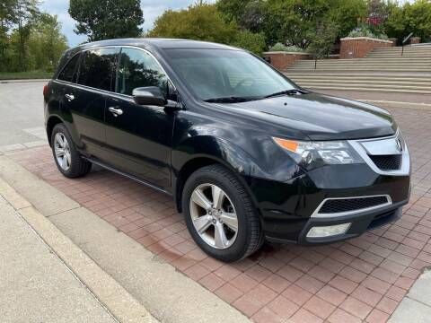 2010 Acura MDX for sale at Third Avenue Motors Inc. in Carmel IN