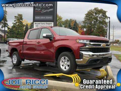 2020 Chevrolet Silverado 1500 for sale at Mr Intellectual Cars in Shelby Township MI