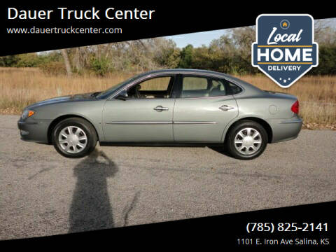 2008 Buick LaCrosse for sale at Dauer Truck Center in Salina KS