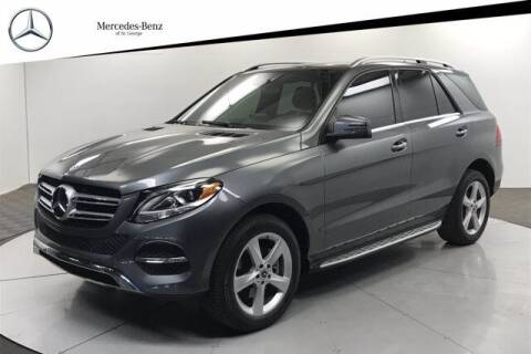 2017 Mercedes-Benz GLE for sale at Stephen Wade Pre-Owned Supercenter in Saint George UT