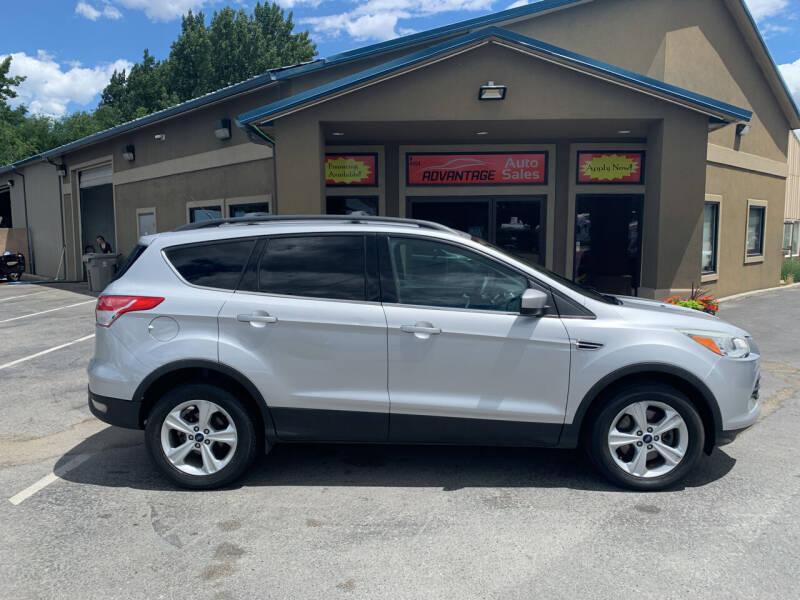 2013 Ford Escape for sale at Advantage Auto Sales in Garden City ID