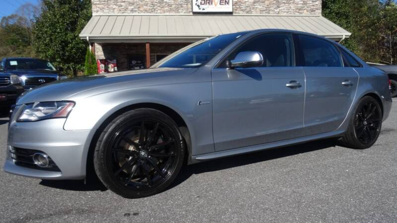 2010 Audi S4 for sale at Driven Pre-Owned in Lenoir NC