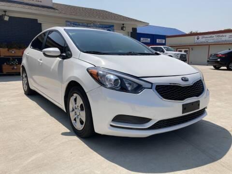 2015 Kia Forte for sale at Princeton Motors in Princeton TX