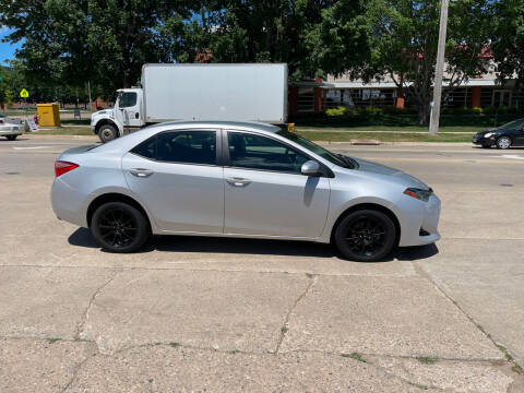 2018 Toyota Corolla for sale at Mulder Auto Tire and Lube in Orange City IA