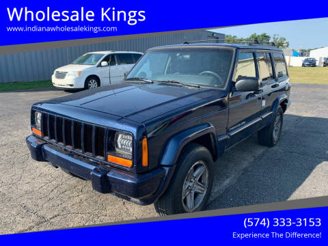 2000 Jeep Cherokee for sale at Wholesale Kings in Elkhart IN