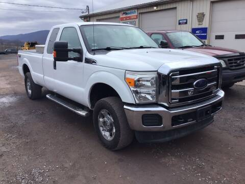 2012 Ford F-250 Super Duty for sale at Troys Auto Sales in Dornsife PA