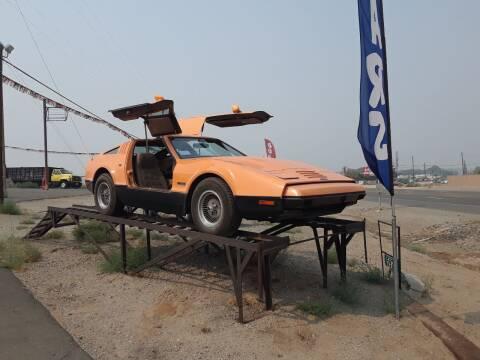 1975 BRICKLIN SV1 for sale at Super Sport Motors LLC in Carson City NV